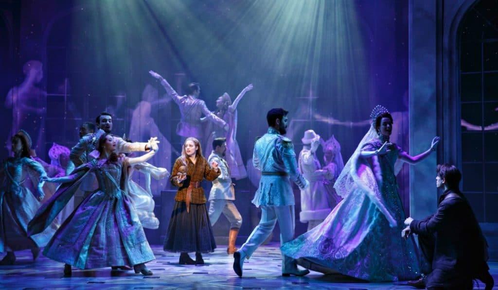 El musical de Anastasia llegará a Madrid