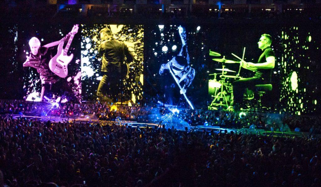U2 volverá a actuar en Madrid después de 13 años