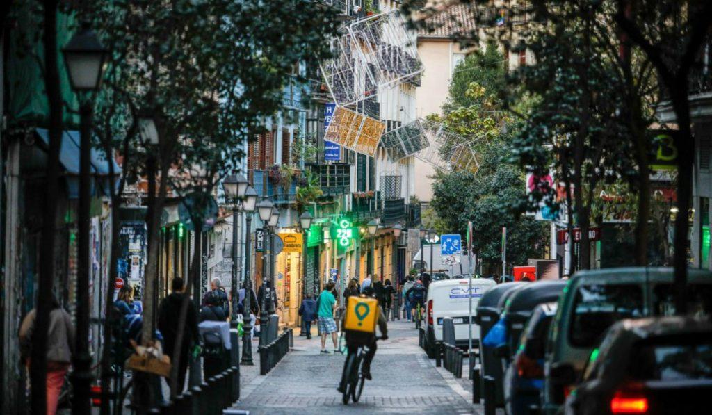 La calle Pez será peatonal los domingos