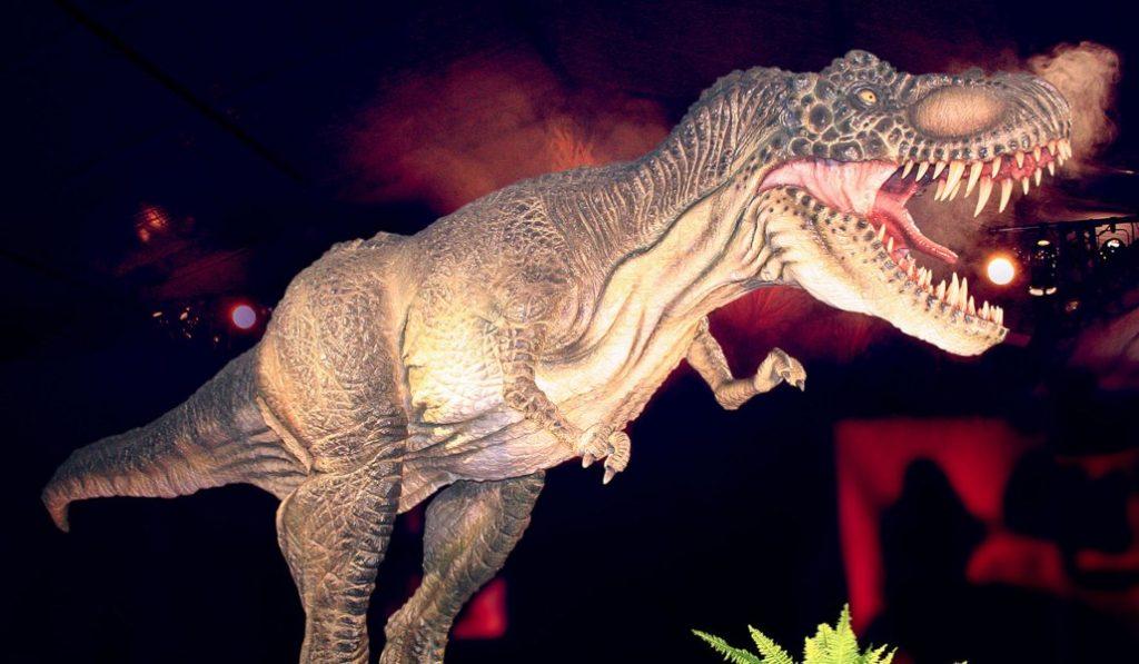 Más de cien dinosaurios a tamaño real invaden Madrid