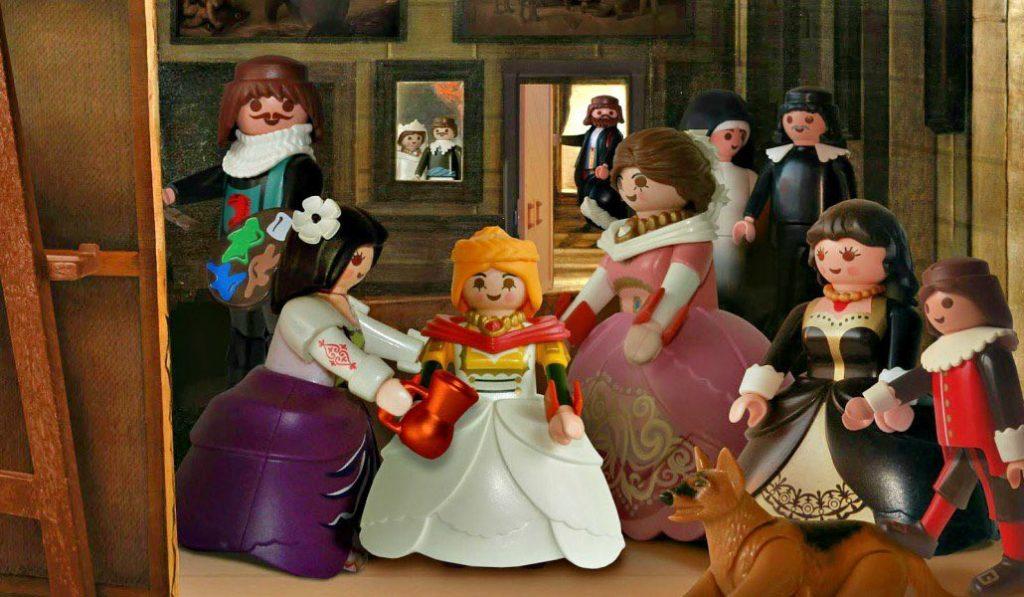 Madrid acogerá una exposición con más de 1.000 figuras de Playmobil
