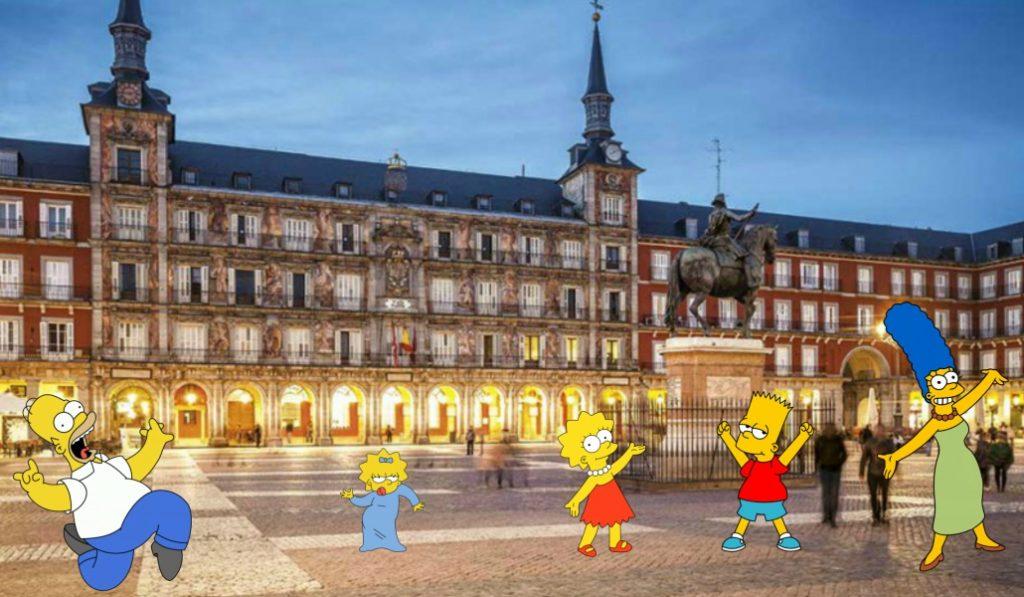 9 veces en las que 'Los Simpson' se anticiparon a la realidad en Madrid