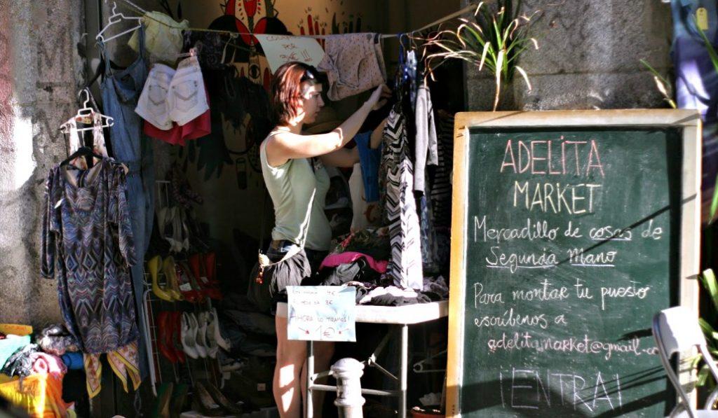 Malasaña acoge una edición más del Adelita Market este sábado