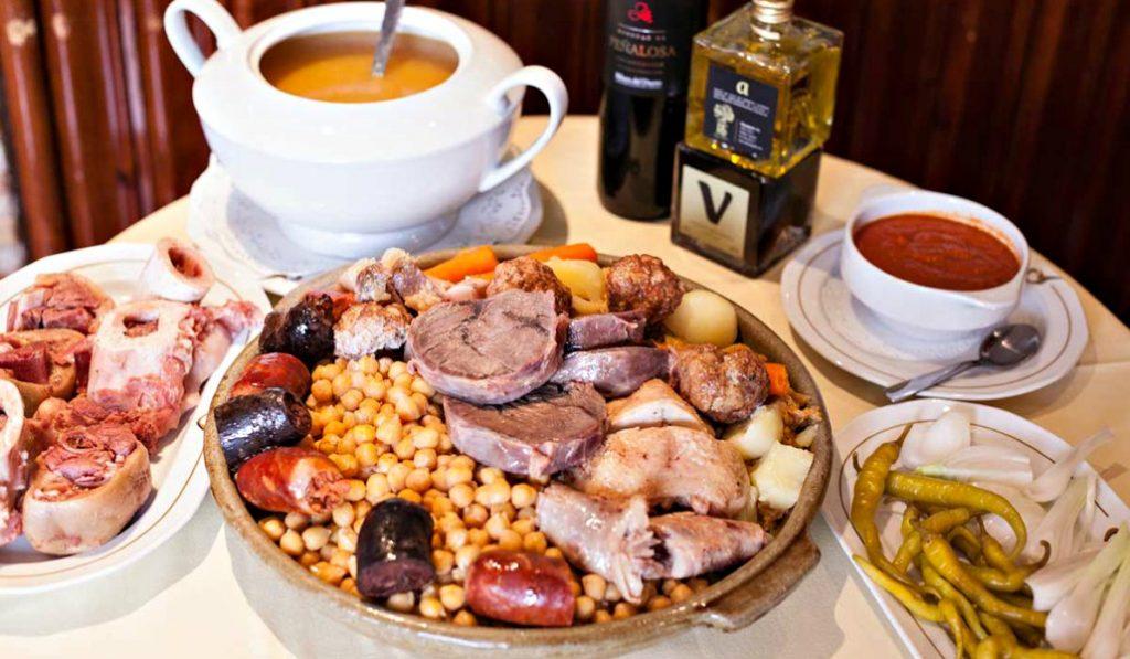 Llega a Madrid la 11ª Ruta del cocido madrileño