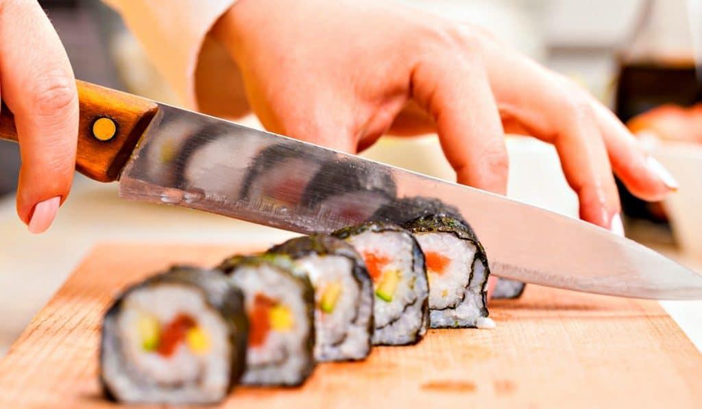Aprende a hacer sushi en Madrid como si estuvieras en Japón con este taller