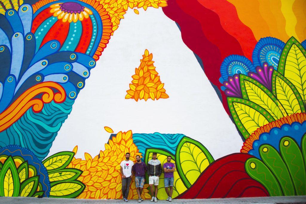 20 secretos de Madrid con Boa Mistura, los artistas del cambio social