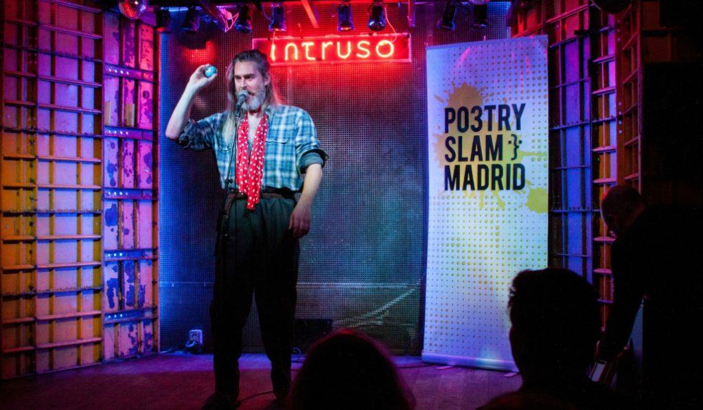 Disfruta de poesía en estado puro en la Poetry Slam Madrid  2018