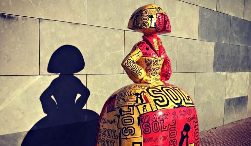 Varias Meninas creadas por famosos tomarán las calles de Madrid