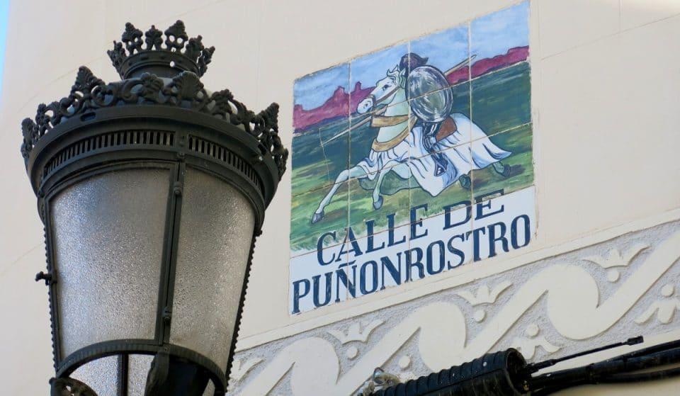 Calle de Puñonrostro y otros nombres curiosos del callejero madrileño
