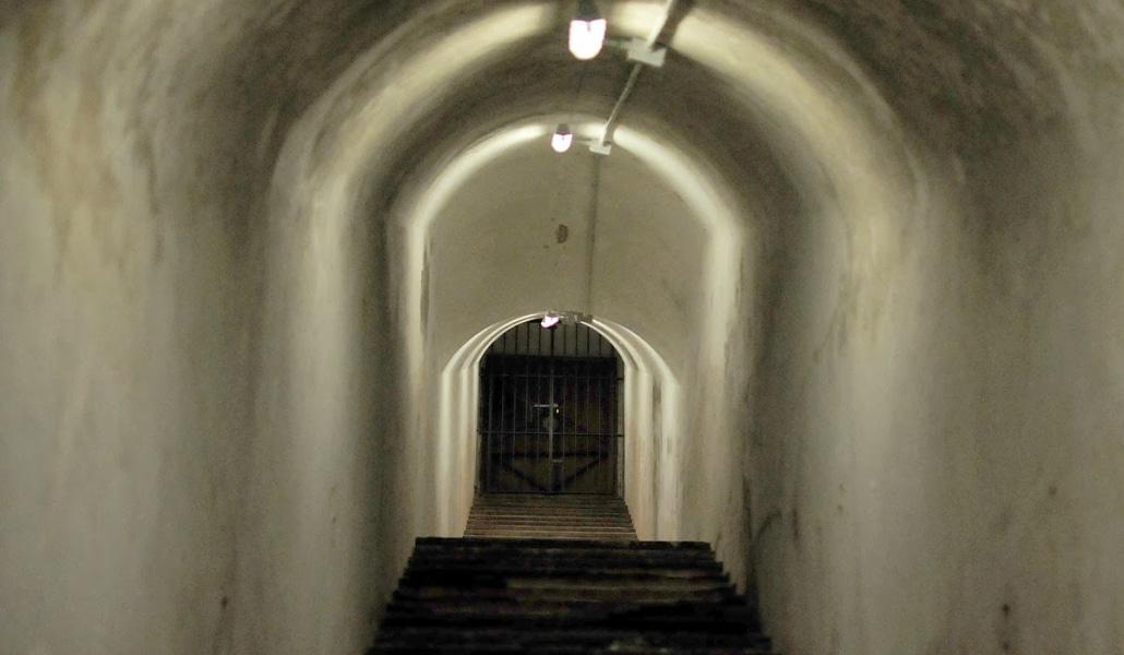 bunker parque del capricho