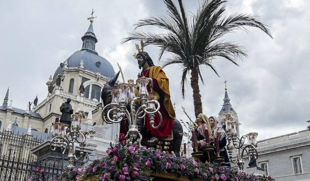 Semana Santa 2019 en Madrid: todas las procesiones que recorrerán la ciudad