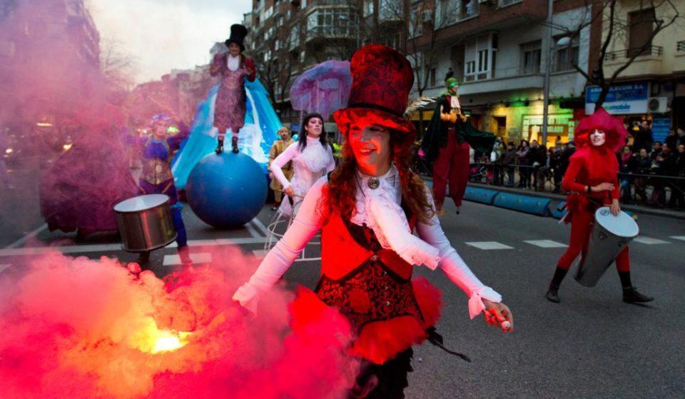 Qué hacer en marzo en Madrid: Carnaval, vermut y croquetas a mogollón