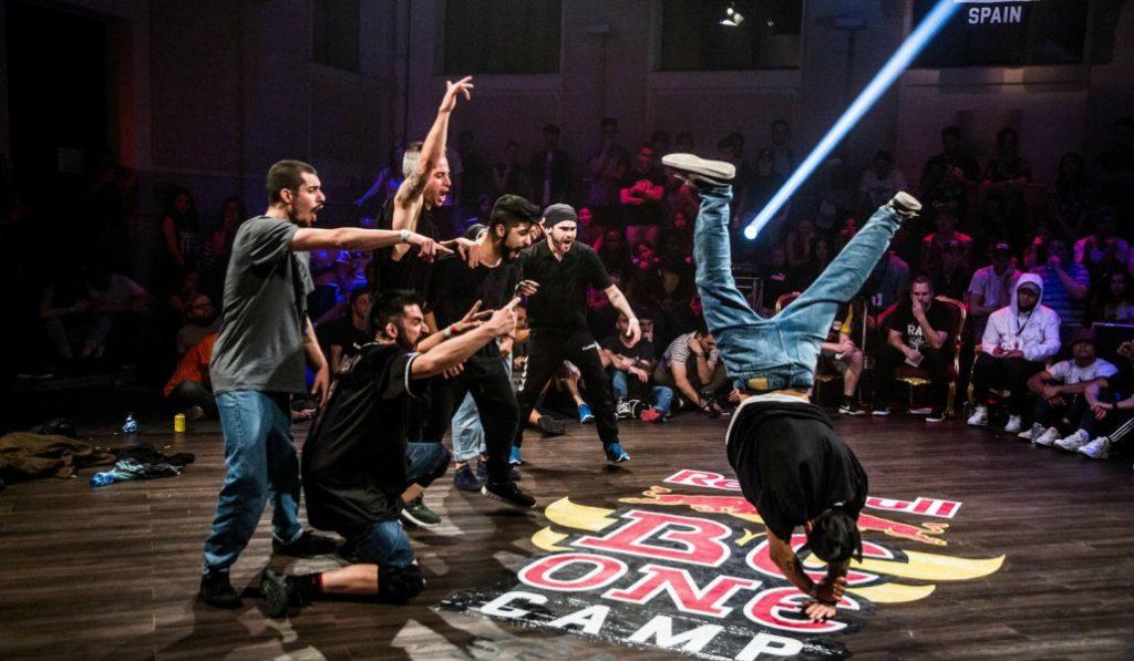 La mayor competición de 'break dance' del mundo llega mañana a La Casa Encendida