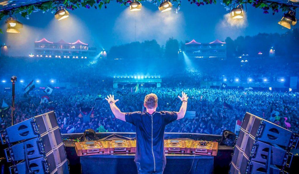 Hardwell, dos veces mejor DJ del mundo, pinchará en Madrid