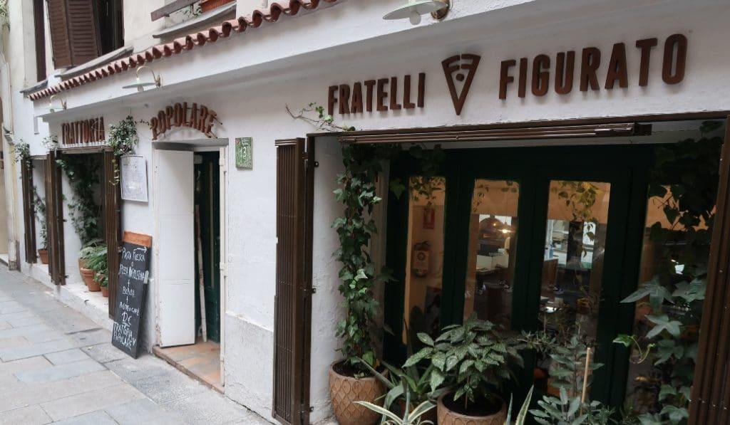 Fratelli Figurato, un vuelo directo a Nápoles desde Chamberí (y ahora también desde Malasaña)