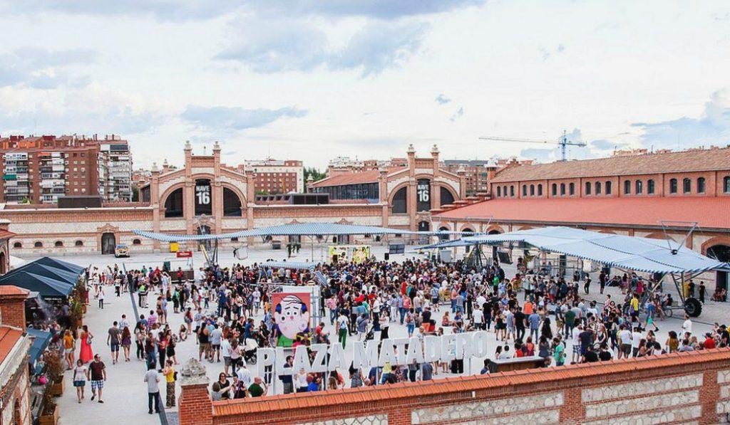 Apunta otra cita musical para San Isidro: Plaza Sonora en Matadero Madrid