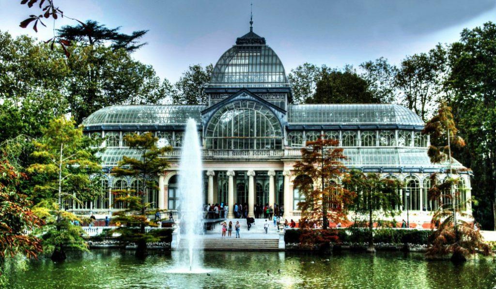 Curiosidades del Palacio de Cristal que te harán verlo como nunca