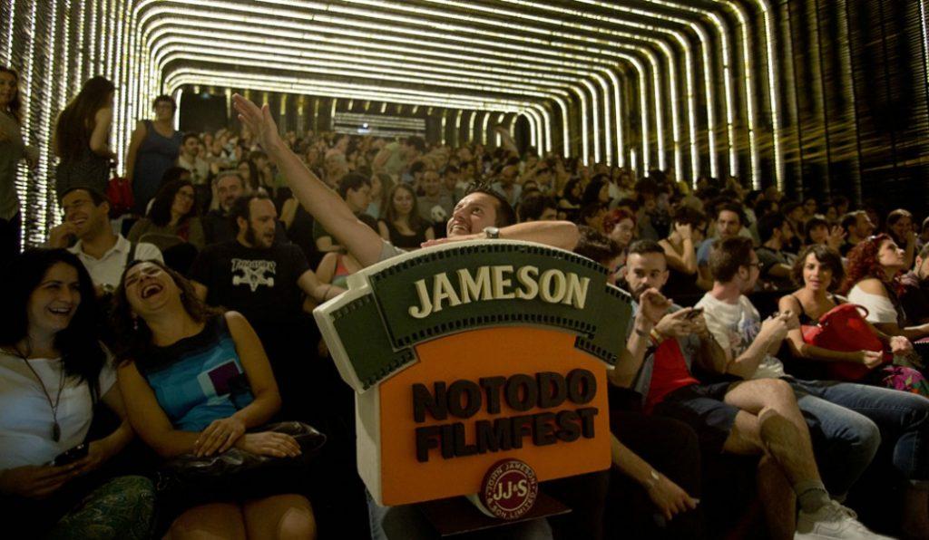 Lo mejor del NoTodo, hoy en la Cineteca de Matadero