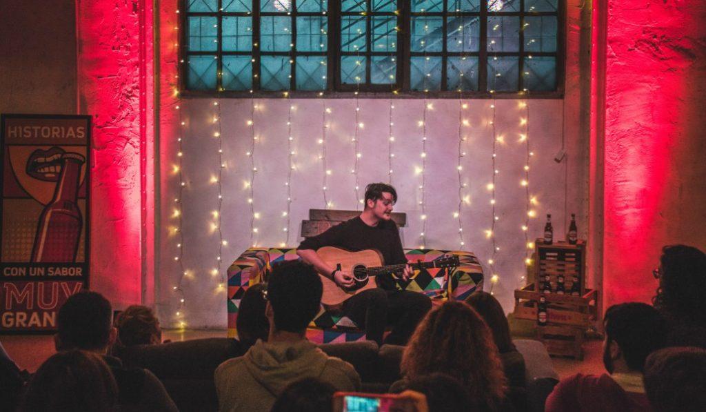 Basik Sessions: música en directo en una antigua fábrica de toldos