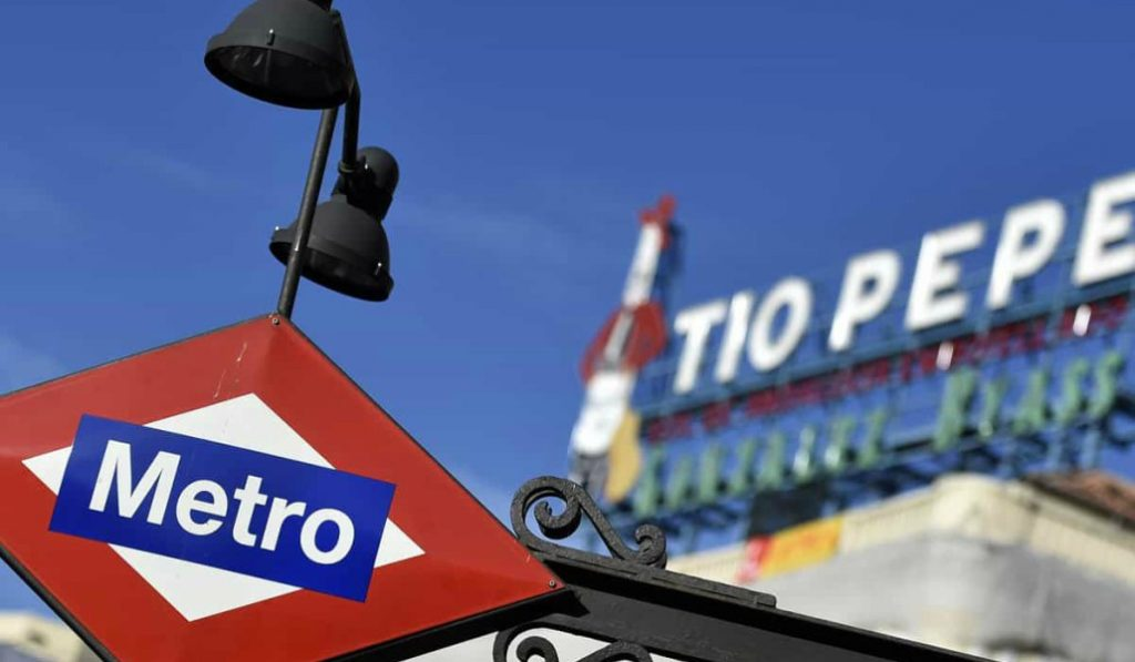 El nuevo logo del Metro de Madrid ya es realidad