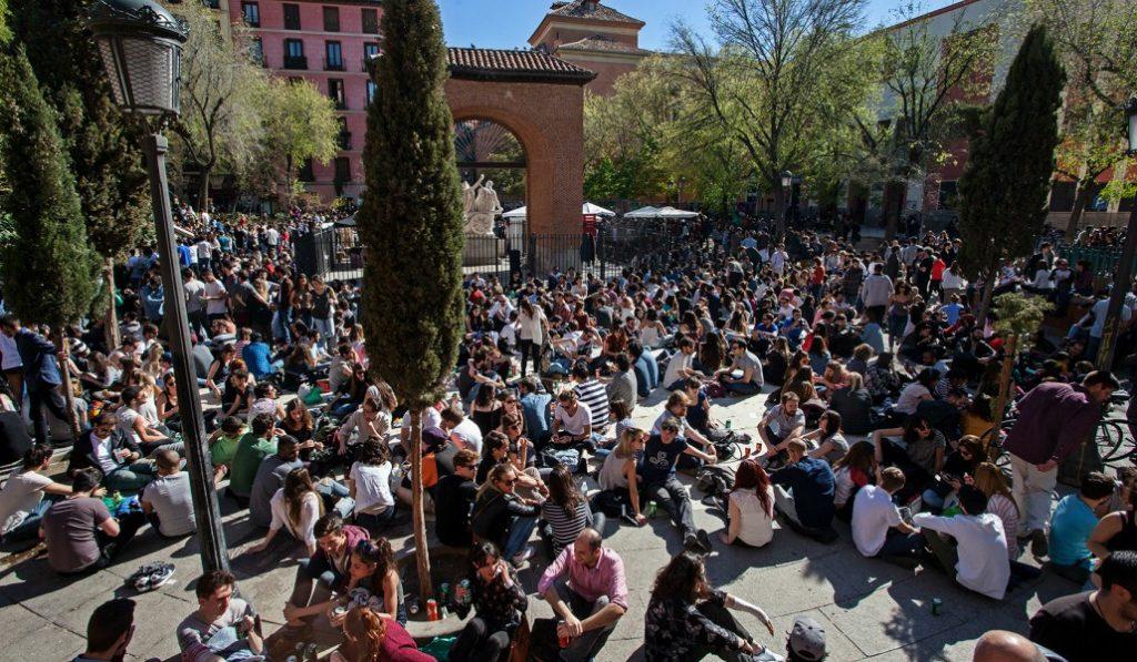 5 planes para disfrutar del buen tiempo en Madrid