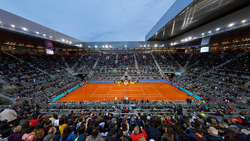 Mutua Madrid Open: el mejor tenis del mundo se juega en tu ciudad