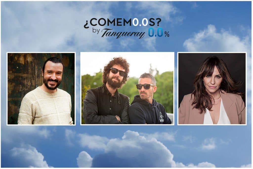 Grandes humoristas te acompañarán los viernes en Florida Retiro con Tanqueray 0.0