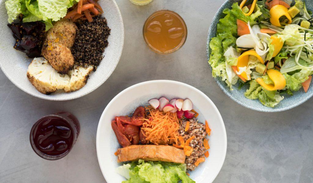 Batavia: donde el plato combinado puede ser la comida más sana del mundo