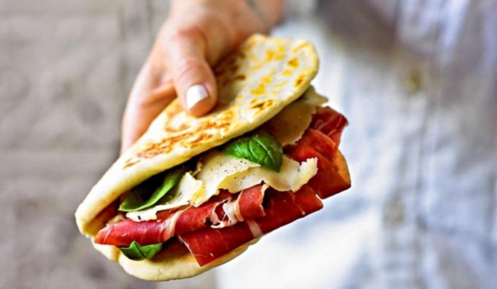 La piadina: dónde tomar en Madrid el pan italiano que casa con todo