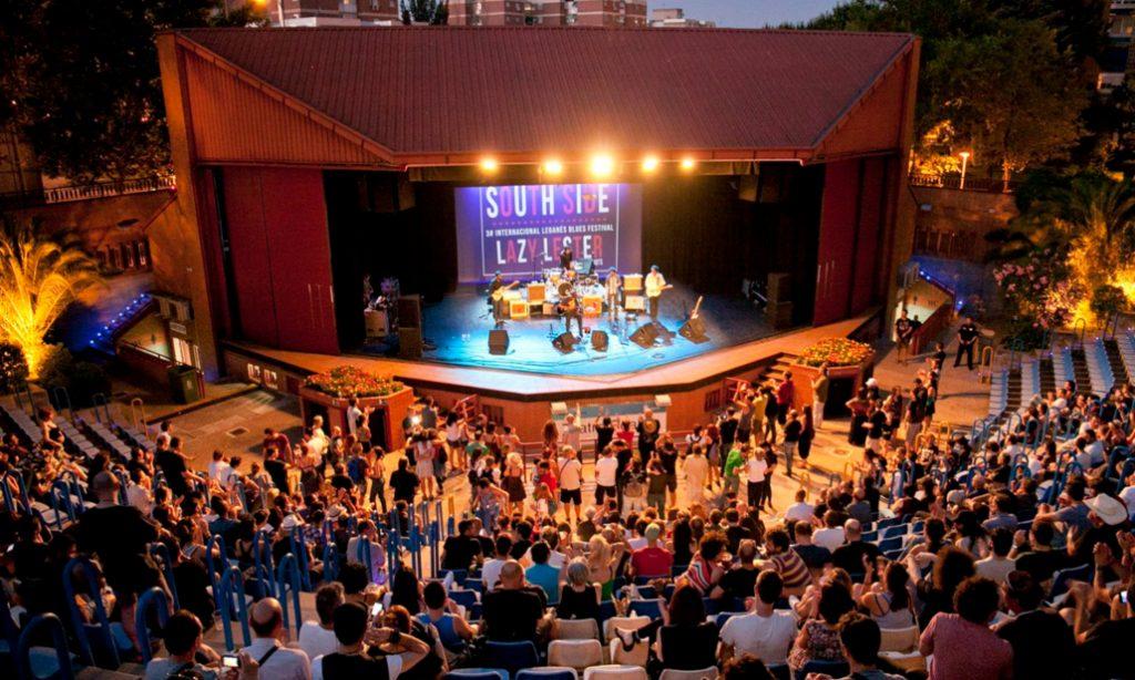 Leganés vibra a ritmo de blues con South Side Festival