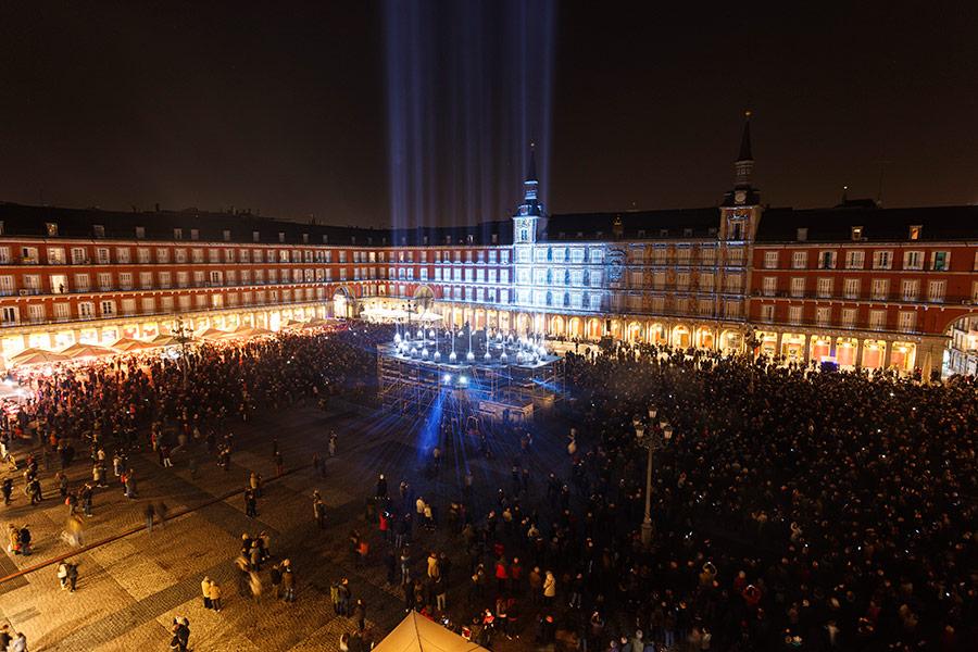 La primera gran exposición sobre la Plaza Mayor abre sus puertas