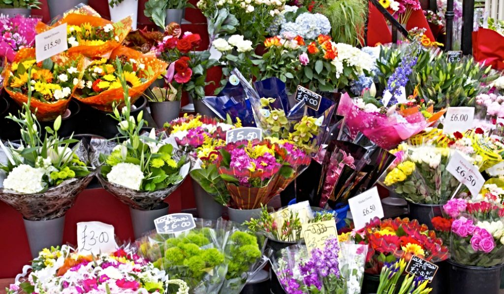 El Mercado de las Flores llenará de color el Barrio de Salamanca este sábado