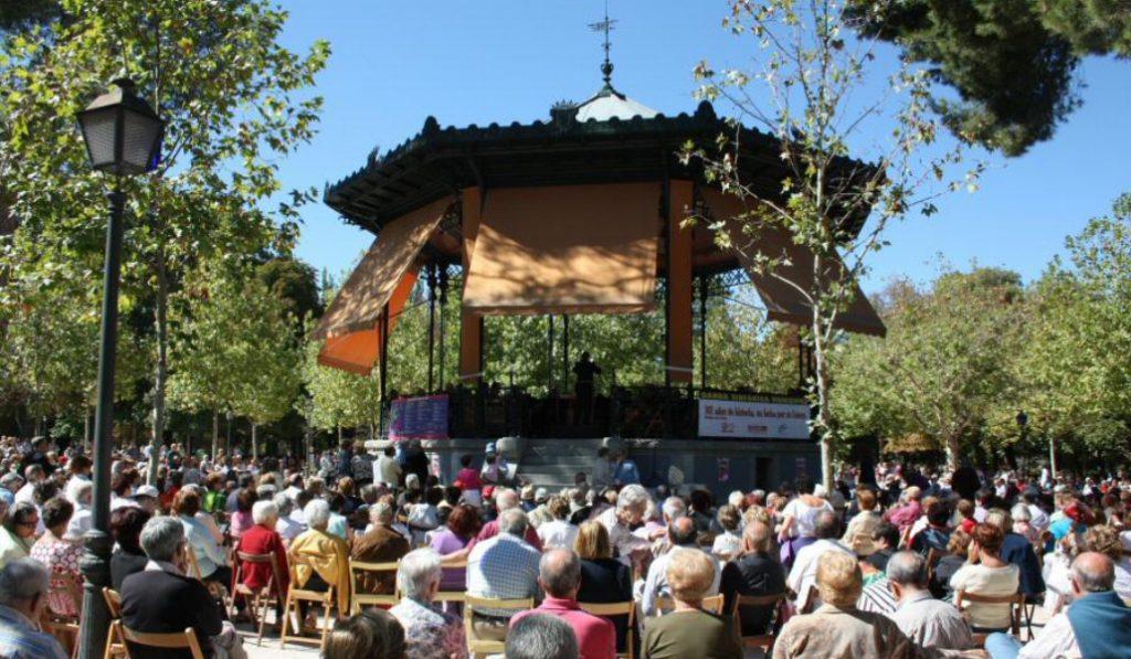 Vuelven los conciertos gratuitos y dominicales del templete de El Retiro