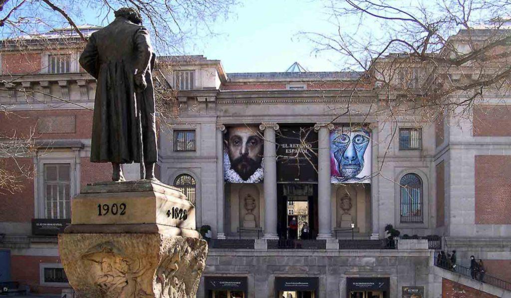 Descubre las obras de los museos más visitados de Madrid