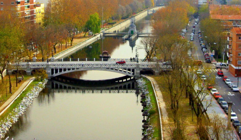 Más fauna y más flora en el río Manzanares tras la limpieza de su cauce