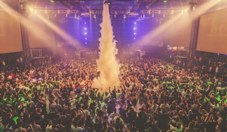 Las mejores fiestas de Fabrik de este mes