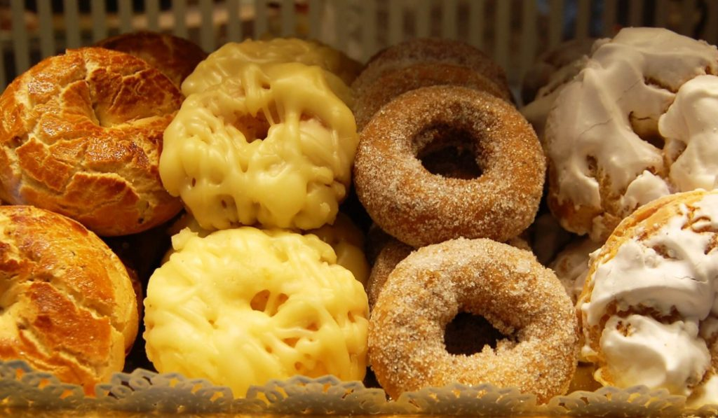 Dónde comprar las mejores rosquillas de San Isidro