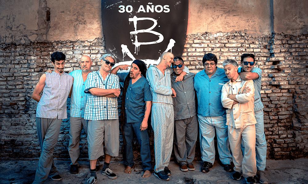 Los argentinos Bersuit Vergarabat celebran sus 30 años con un concierto en Madrid
