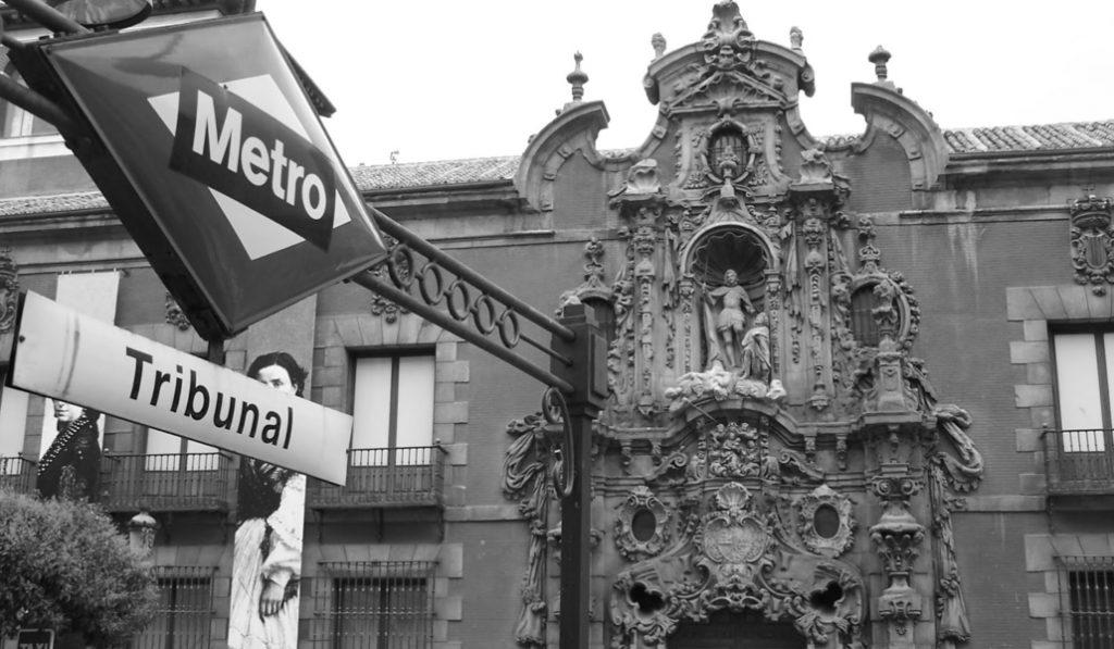 Las estaciones de metro de Tribunal y Bilbao tendrá ascensor