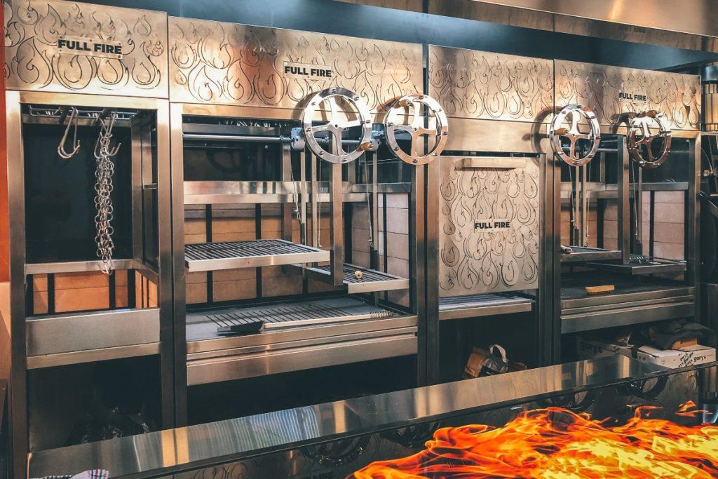 Bar de Fuegos: la nueva parrilla de Madrid con sabor a Estrella Michelin