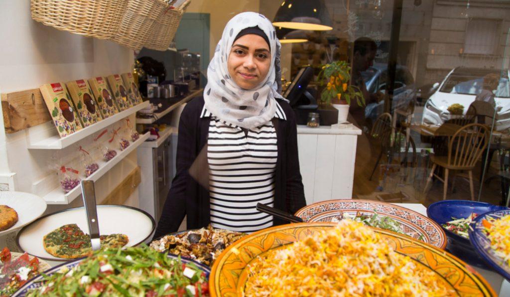 Refugee Food Festival: gastronomía contra la estigmatización del refugiado