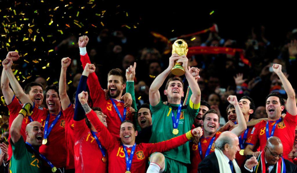 Dónde ver los partidos de España con el mayor de los lujos