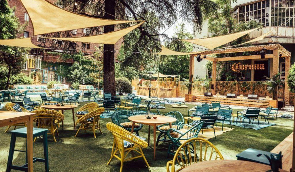 Casa Corona vuelve a convertir una parte de Madrid en un oasis