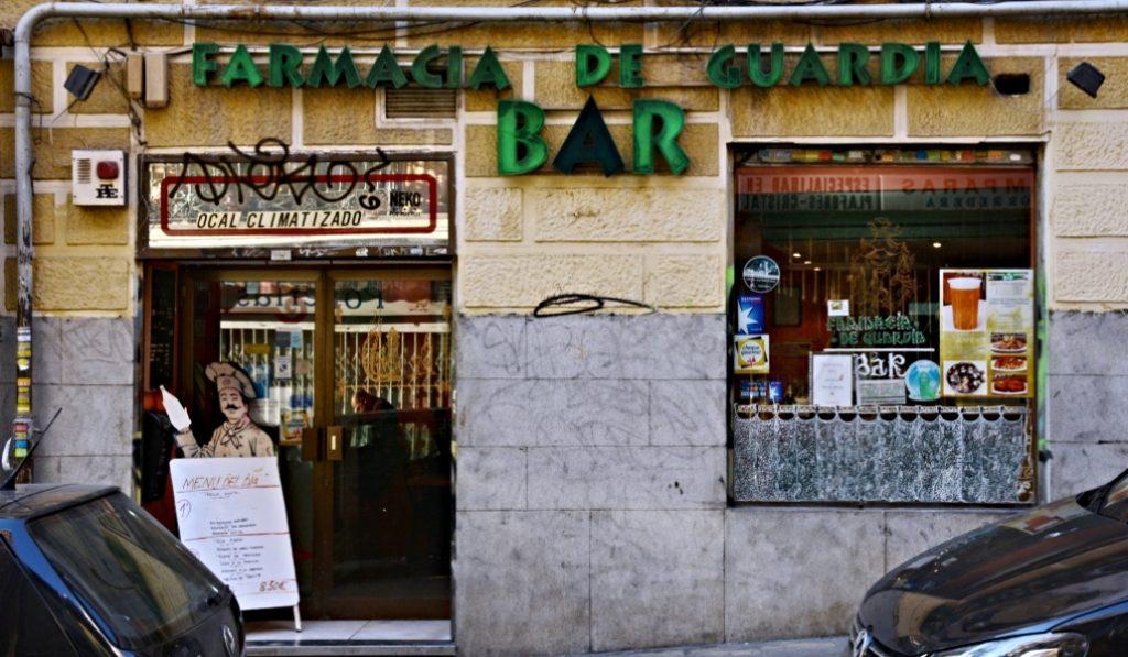 Malasaña se despide de otro de sus bares más míticos