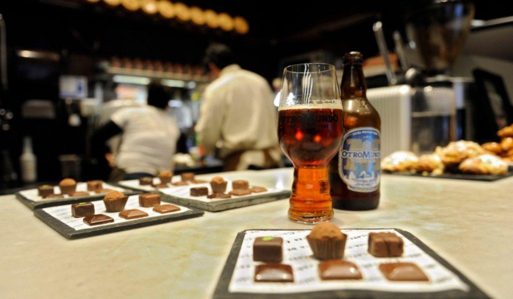 Cerveza y chocolate: el maridaje con el que siempre soñaste