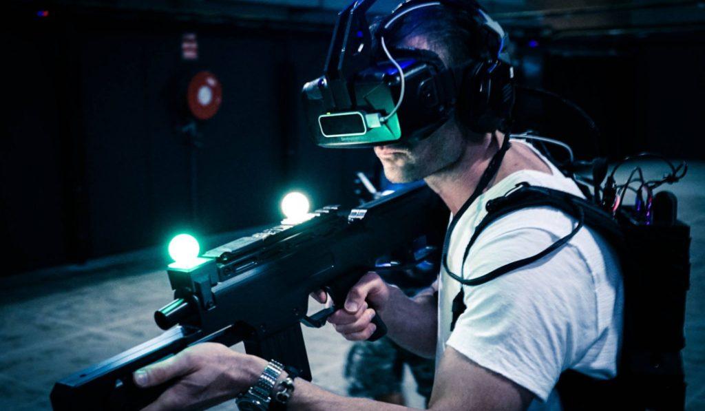 La realidad virtual, más real que nunca, con Zero Latency