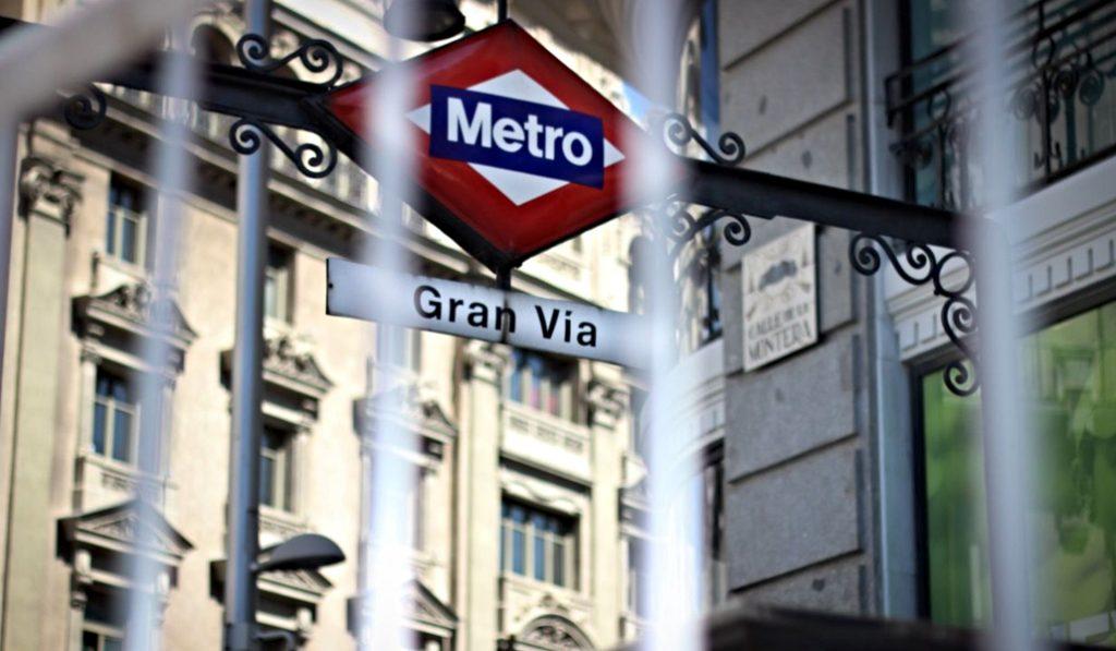 El metro de Gran Vía cerrará los próximos ocho meses
