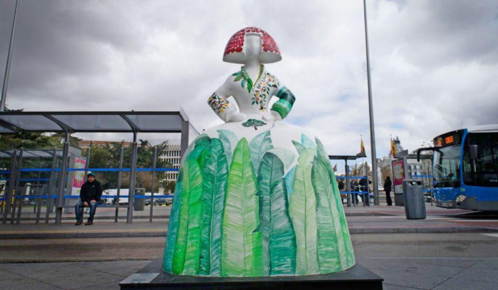 La venta de las Meninas de las calles de Madrid consigue una enorme recaudación benéfica