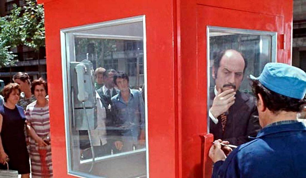 Madrid conservará la única cabina telefónica de España, la de Antonio Mercero