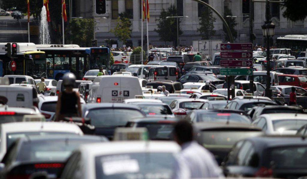 Estas son las calles más ruidosas del centro de Madrid